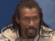 Aliou Cissé, sélectionneur des Lions