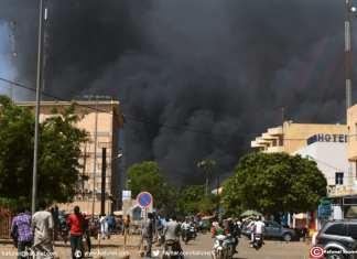 Attaque à Ouagadougou - une enquête ouverte pour tentative d'assassinat...jpg