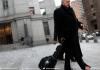 L'avocat John Dowd à New York le 8 mars 2011