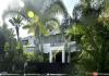 La villa du chanteur Johnny Hallyday à Pacific Palisades, le 13 février 2018 à Los Angeles