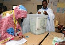 Un bureau de vote à Nouakchott lors de la présidentielle du 21 juin 2014 en Mauritanie | AFP/Archives | SEYLLOU
