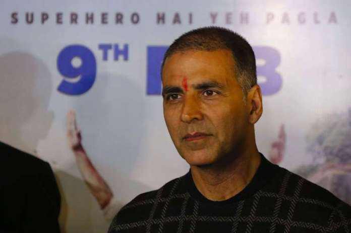 7) Akshay Kumar – 40,5 millions de dollars