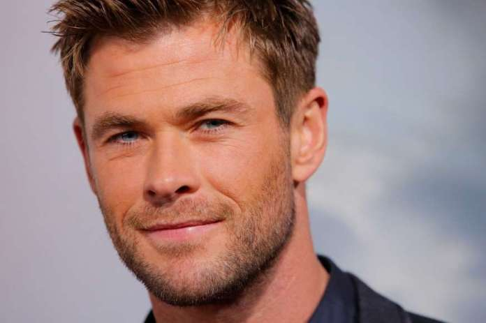 4) Chris Hemsworth – 64,5 millions de dollars