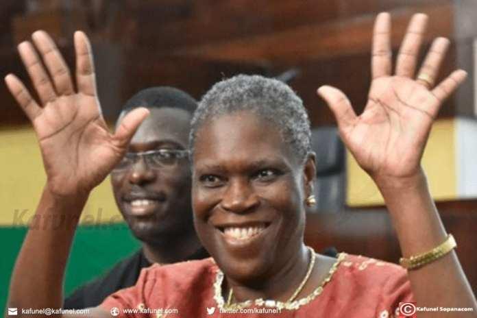 La signification de l'amnistie présidentielle de Simone Gbagbo et de Moïse Lida Kouassi et d'autres en Côte d'Ivoire ce jour du 07-Août 2018. 5
