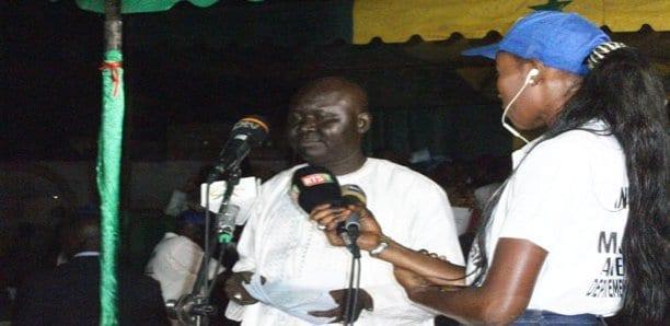 2 RUFISQUE : Les postiers travaillent «sans relâche» à côté de Siré Dia, pour la victoire de Macky au 1er tour