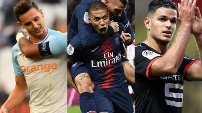 Revivez le live de la large victoire du PSG contre Lyon en Ligue 1 1