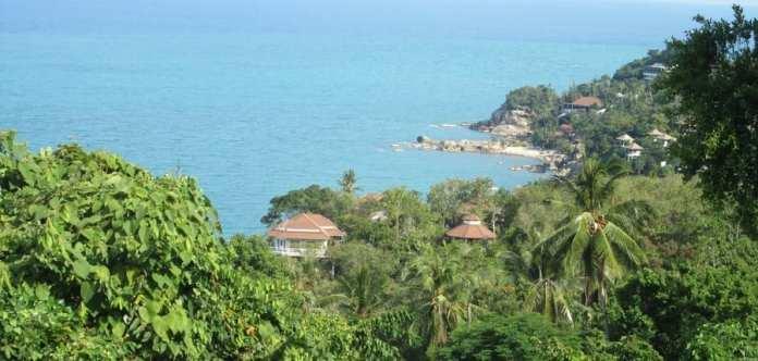 05-Villa Samui (Sud Thailand) vue sur mer