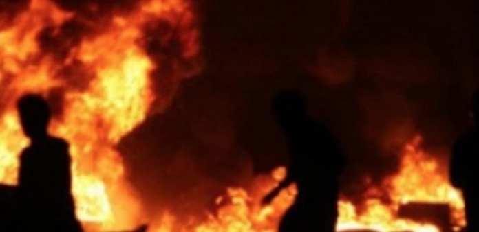 Drame des Maristes : Des nouvelles du mari brûlé vif et de son épouse pyromane