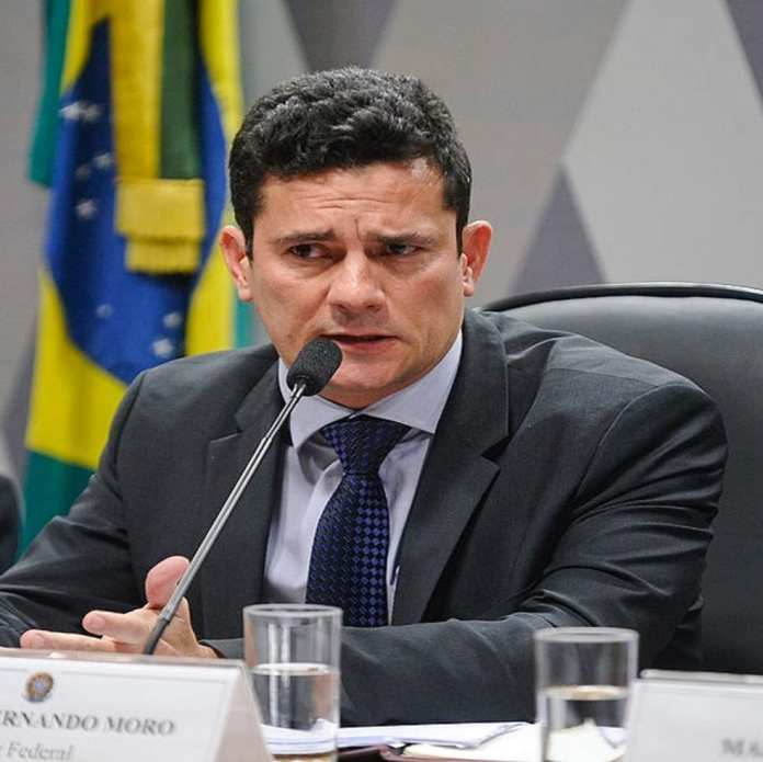Sergio Moro en 2015.