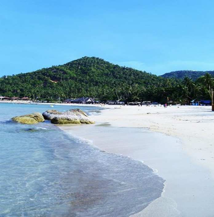 plage de Chaweng Noi
