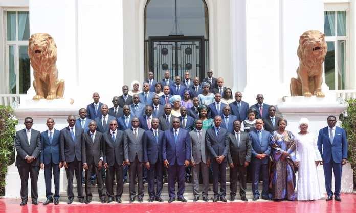 Communiqué du Conseil des ministres du mercredi 5 décembre 2018