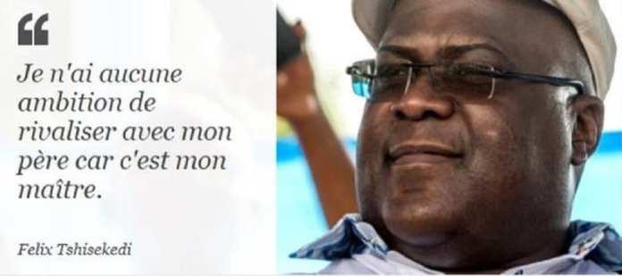 Portrait de Felix Tshisekedi: l'homme qui essaie de surpasser son père pour diriger la RDC 1