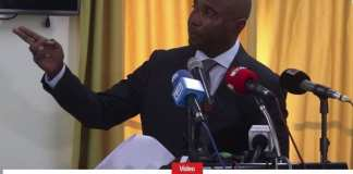 """Video BARTHÉLEMY DIAS """"Je vais porter plainte contre le ministère de l'Intérieur, la Daf…"""""""