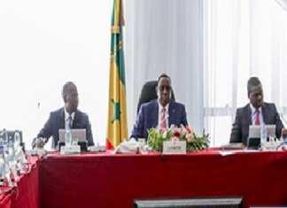Communiqué du Conseil des ministres du 17 avril 2019