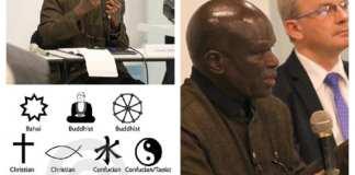 Doudou Diène : Changement de paradigme du dialogue interreligieux- Un monument de la ...