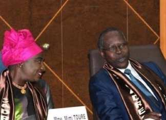 Pourquoi Mimi Touré n'a pas fait son entrée dans le gouvernement
