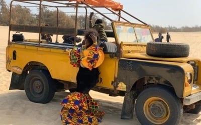 Safari montre encore la beauté africaine