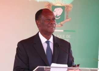 Commémoration de la Fête du travail – Allocution de S.E.M. Alassane OUATTARA