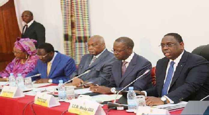 Le Communiqué du Conseil des Ministres du 22 mai 2019
