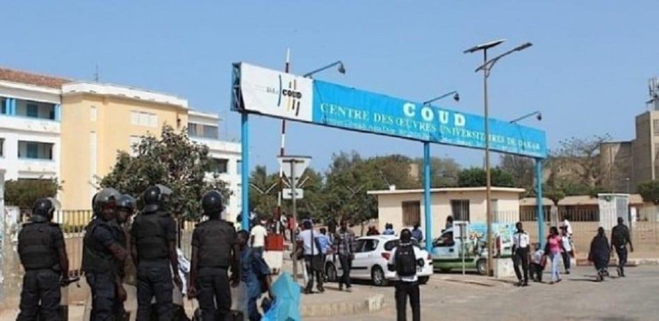 affrontements entre agents du Coud et marchands tabliers