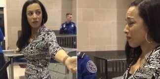 À l'aéroport, cette journaliste subit une fouille corporelle horrible !