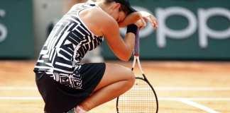 Ashleigh Barty au sommet d'une finale à sens unique à Roland-Garros