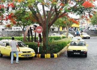 Chapelet de doléances des Chauffeurs de taxi de l'Île de Fogo (Cap Vert)