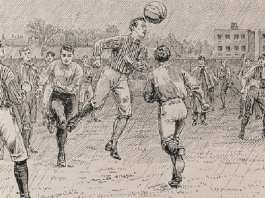Les origines du football