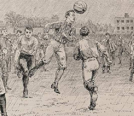 Les origines du football