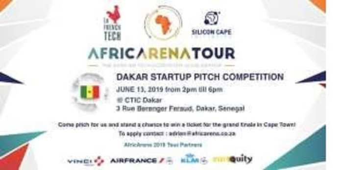 AfricArena Tour 2019, l'étape de Dakar ce jeudi 13 juin à CTIC Dakar
