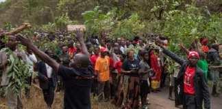 L'opposition organise des manifestations nationales contre la fraude électorale présumée