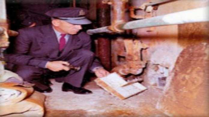 14. Les fouilles