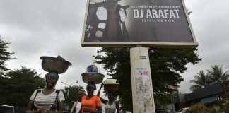 L'heure est aux derniers préparatifs en Côte d'Ivoire à la veille des funérailles de DJ Arafat à Abidjan.