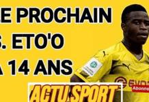 footballeur camerounais