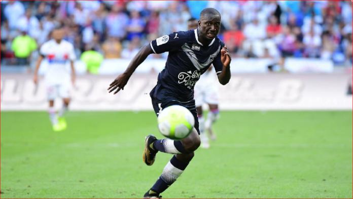 Bordeaux fixe le prix de Youssouf Sabaly-Capture