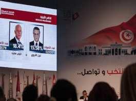 Election présidentielle en Tunisie risque d'être invalidée