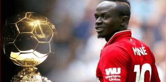 Sadio Mané ne gagnera-t-il pas le ballon d'or 2019
