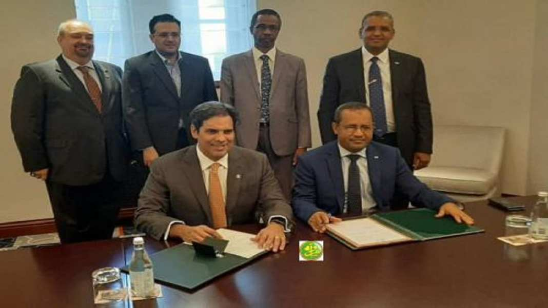 Signature d'un accord relatif au transport aérien entre la Mauritanie et le Royaume d'Arabie Saoudite