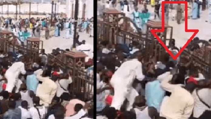 Urgent ! La grande porte de Massalikoul Jinane détruite (vidéo)