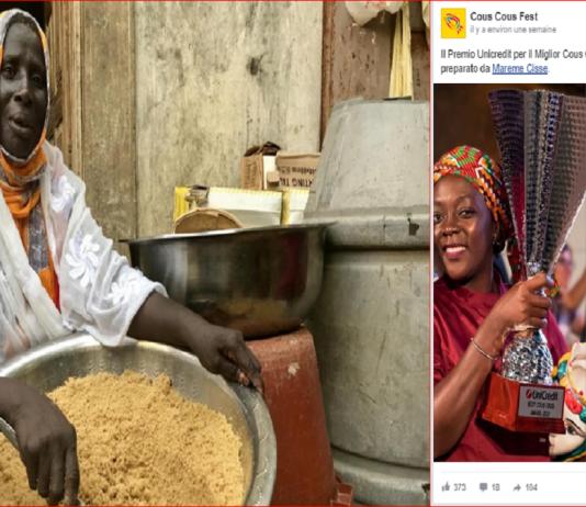 Le Sénégal détrône la Tunisie au titre de meilleur couscous du monde-Capture