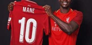 Liverpool Mané intègre un cercle très fermé