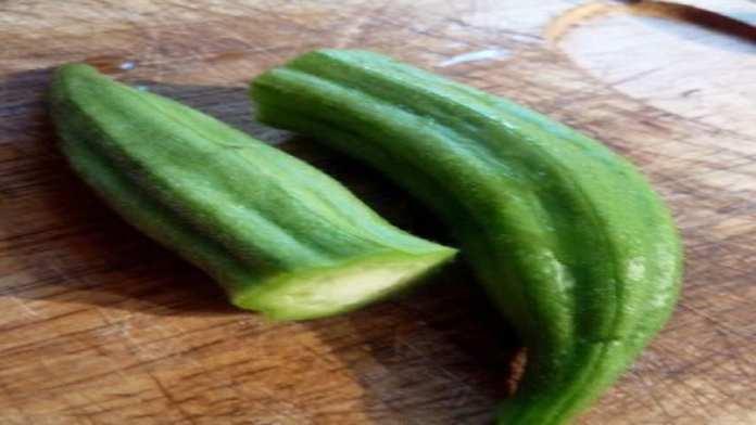 Le gombo est un légume riche en fibres.