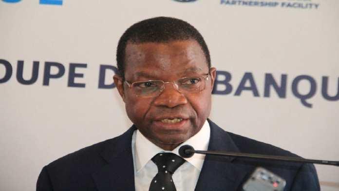 Joseph Séka Séka, le ministre ivoirien de l'environnement et du développement durable