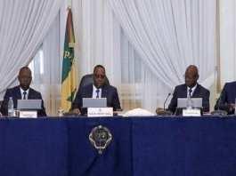 La nomination du Conseil des ministres du 6 novembre 2019