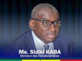 Sidiki Kaba a revisité les Conventions de Genève au Forum de Paris sur la Paix