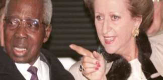 L'épouse de Léopold Sédar Senghor, Colette Senghor, est décédée à Verson