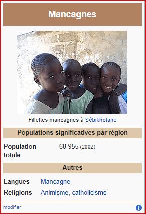 Populations significatives par région-Capture