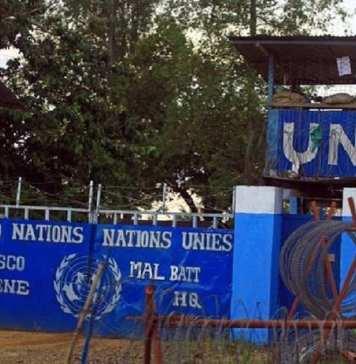 RDC une base civile de l'ONU envahie et incendiée par des manifestants à Beni
