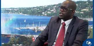 Général Amadou Anta Guèye directeur du Centre des Hautes Etudes et de Défense et de Sécurité (CHEDS)