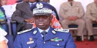 Installation du nouveau Haut Commandant de la Gendarmerie , jeudi